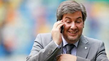 Były prezes Sportingu Lizbona zatrzymany w związku z pobiciem piłkarzy