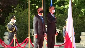 Duda: chcemy, by Białoruś szła w kierunku demokracji