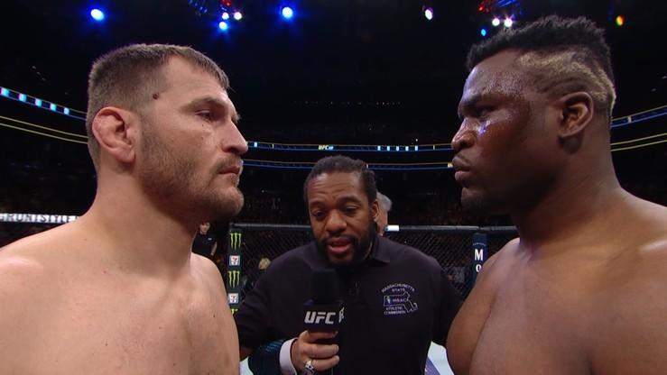 UFC 260: Wielki rewanż w kategorii ciężkiej potwierdzony!