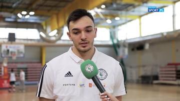 Benjamin Didier-Urbaniak: Bardzo chcemy zdobyć ten medal