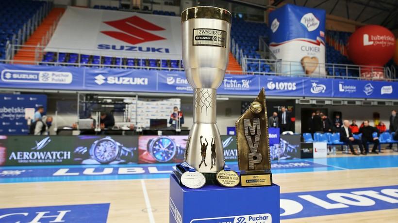 Koszykówka: Suzuki Puchar Polski 2022 ponownie w Lublinie