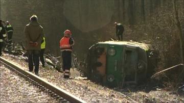 Cztery lata od katastrofy kolejowej pod Szczekocinami. Proces nadal się toczy