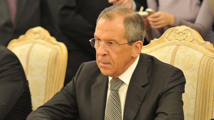 Ławrow: Rosja jest gotowa współpracować z koalicją, by zwalczać IS w Ar-Rakce
