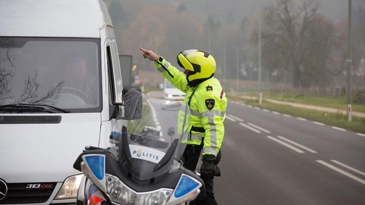 Zatrzymali go za przekroczenie prędkości, a znaleźli rowery skradzione w Holandii