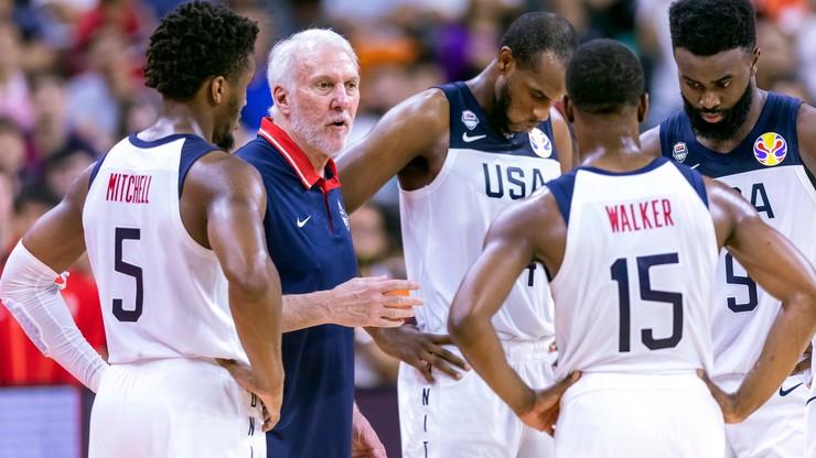 MŚ koszykarzy: Amerykanie zagrają o siódme miejsce! Serbia górą w starciu gigantów