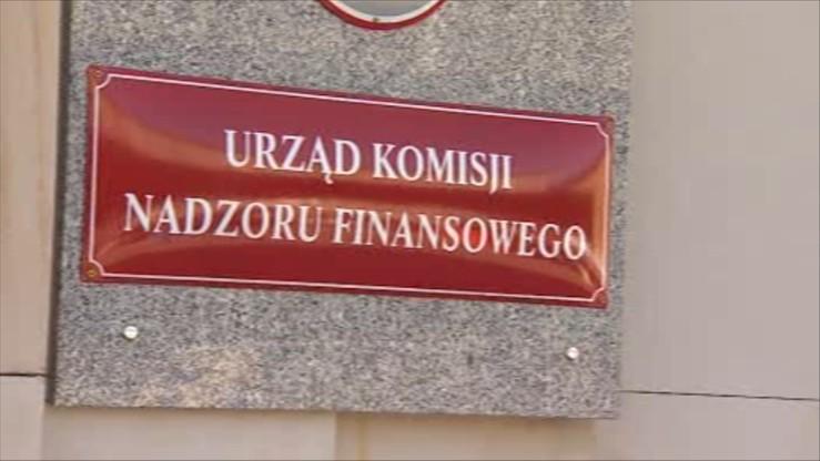 KNF cofnęła zezwolenie na działalność maklerską Aforti Securities SA