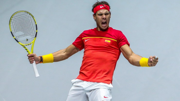 Puchar Davisa: Hiszpanie uzupełnili grono półfinalistów