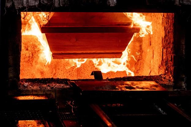 Krematorium w Saksonii nie nadąża ze spalaniem zwłok. COVID-19