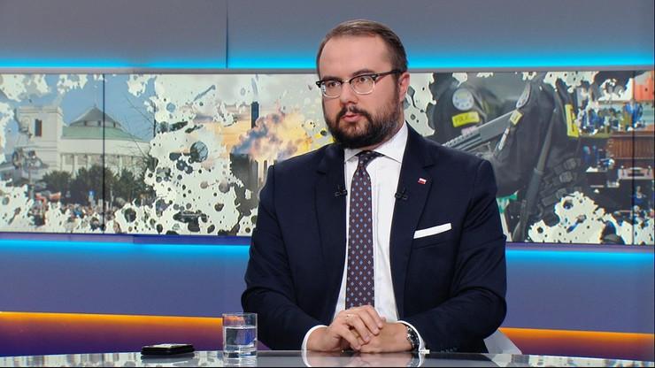Jabłoński: każdemu, kto jest represjonowany, chcemy pomagać