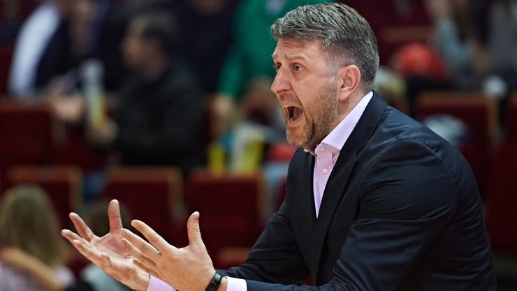 Maskoliunas trenerem koszykarzy Litwy