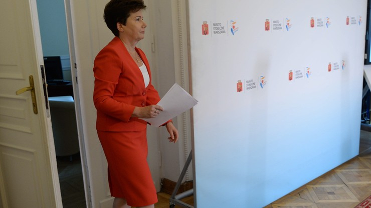 Prezydent Warszawy ukarana łącznie 6 tys. zł grzywny za niestawienie się przed komisją weryfikacyjną