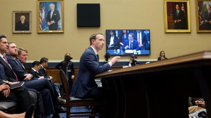 Szef Facebooka przyznał, że jego dane zostały sprzedane Cambridge Analytica