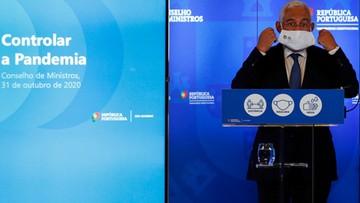 """Izolacja społeczna w części Portugalii. """"Przed nami bardzo trudny miesiąc"""""""