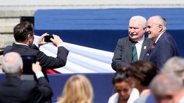 """""""Jak tylko lekarze pozwolą wzmocnić moje działania"""". Wałęsa zapowiada obecność na sierpniowej kontrmanifestacji"""