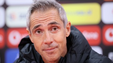 Sousa zabrał głos po meczu Albania - Polska