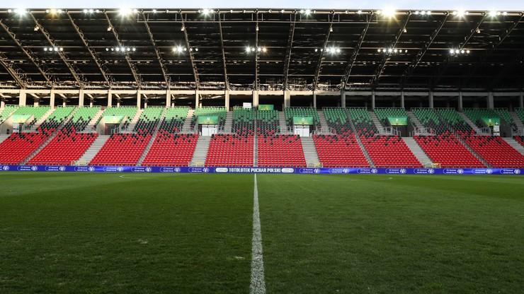 Liga Narodów: Tyski stadion przygotowywany na mecz Armenia - Gruzja