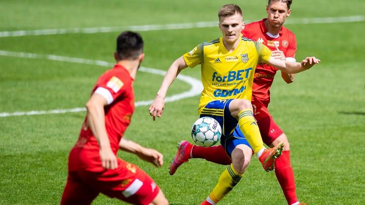 Fortuna 1 Liga: Arka Gdynia zawiodła. Marzenia o bezpośrednim awansie oddalają się