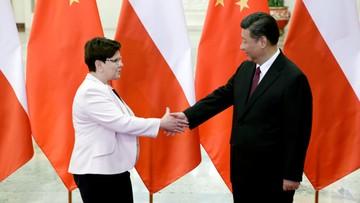 Premier w Chinach: Polska wiąże duże oczekiwania z projektem Pasa i Szlaku