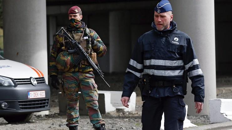 W Belgii kolejna operacja policyjna w związku z zamachem udaremnionym we Francji