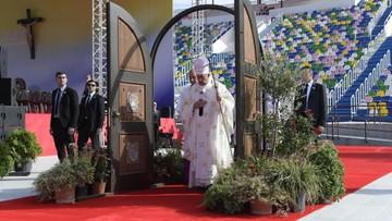 Papież w Tbilisi, delegacja patriarchatu nie przybyła