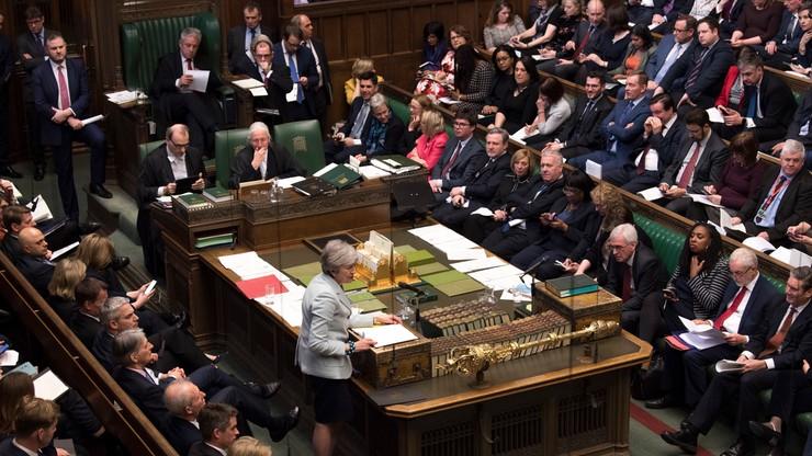 Izba Gmin za serią orientacyjnych głosowań ws. brexitu. Być może dojdzie do drugiego referendum
