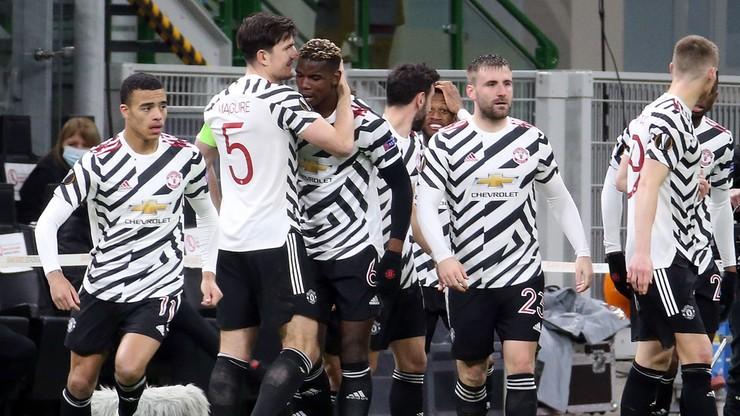 Liga Europy: Gol Pogby dał awans Manchesterowi