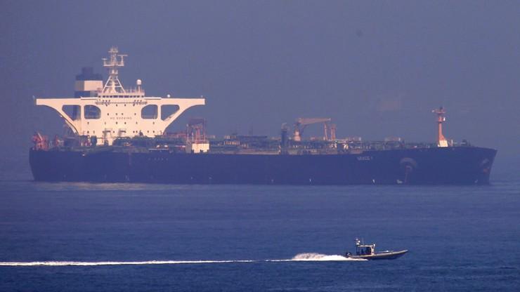 Gibraltar zwalnia irański tankowiec. Konflikt USA - Iran