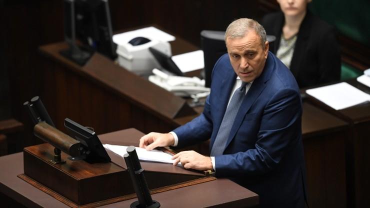 Schetyna: praworządność w Polsce dalej jest łamana, odchodzimy od demokracji