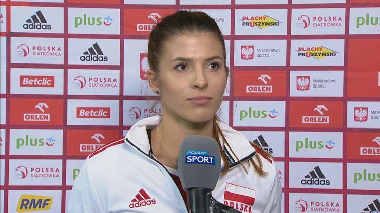 Alicja Grabka: Stresowałam się, ale nie mogłam po sobie nic pokazać