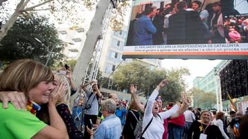 Hiszpańskie media: sytuacja w Katalonii zmierza w kierunku konfrontacji
