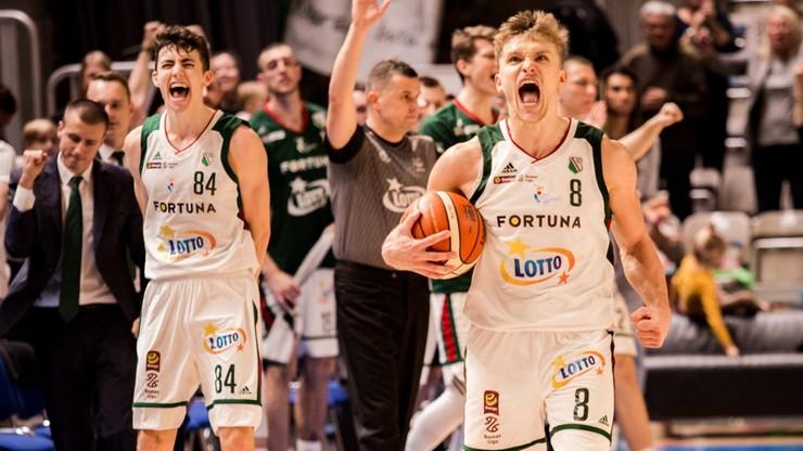 Puchar Europy FIBA: Legia zagra o zachowanie szans na awans