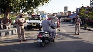 Kwarantanna uderzyła w dilerów. Narkomani z Indii zgłaszają się na odwyk