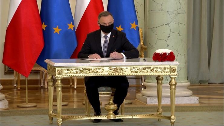 Większe wsparcie dla działaczy opozycji z okresu PRL. Prezydent podpisał ustawę