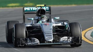 Formuła 1 - Nico Rosberg wygrał Grand Prix Australii
