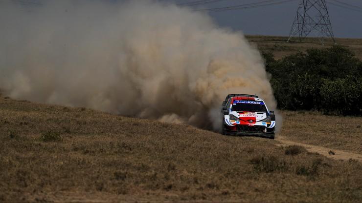 Sebastien Ogier wygrał Rajd Safari