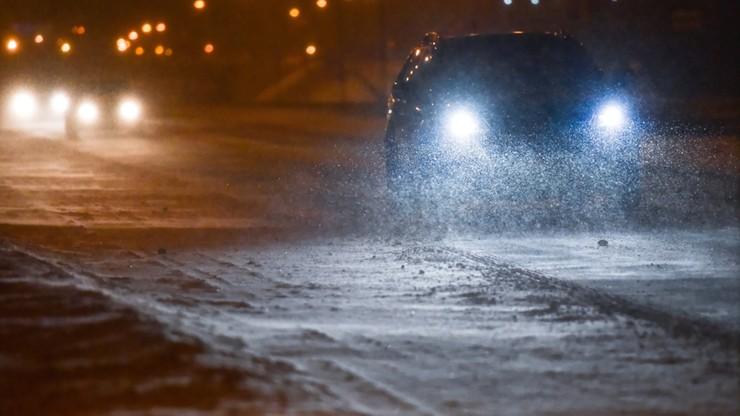 Ostrzeżenia IMGW: śnieg, wiatr i mróz. Czeka nas ciężka noc