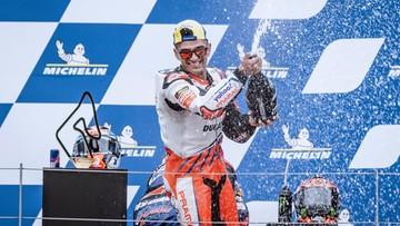 Moto GP: Hiszpan wygrał GP Styrii