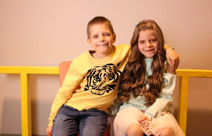 Oliwia i Łukasz