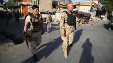 Zamachowiec samobójca zabił trzech czeskich żołnierzy NATO w Afganistanie