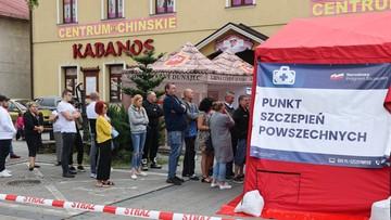 Niemal połowa zakażeń w Polsce to wariant Delta