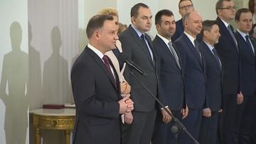 """Prezydent podpisał nowelizację """"ustawy maturalnej"""""""