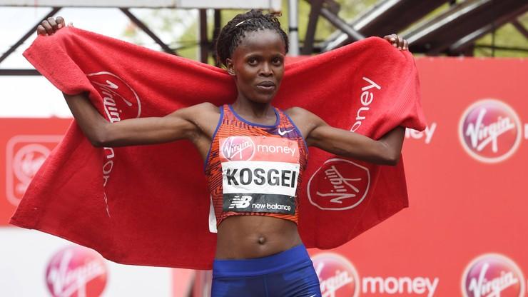 Kosgei ustanowiła rekord świata podczas maratonu w Chicago