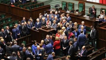Grzegrzółka: list marszałka Sejmu nie oznacza, że jest już decyzja o ukaraniu posłów