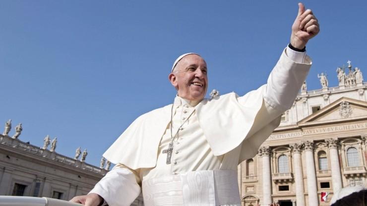 Papież wyznał, że przed laty chodził do psychoanalityka