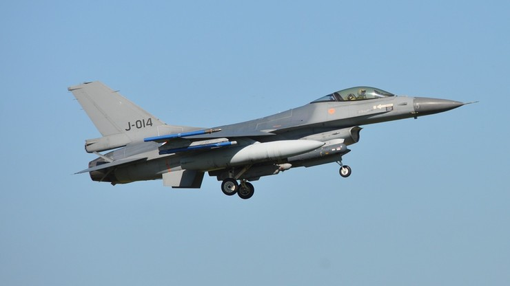 Słowacja zakupi 14 amerykańskich myśliwców F-16