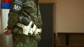 Gdańsk: dwaj mężczyźni postrzeleni. Mieli włamać się do mieszkania oficera wojska