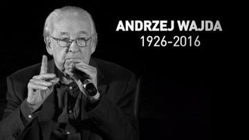 Andrzej Wajda zostanie pochowany w Krakowie