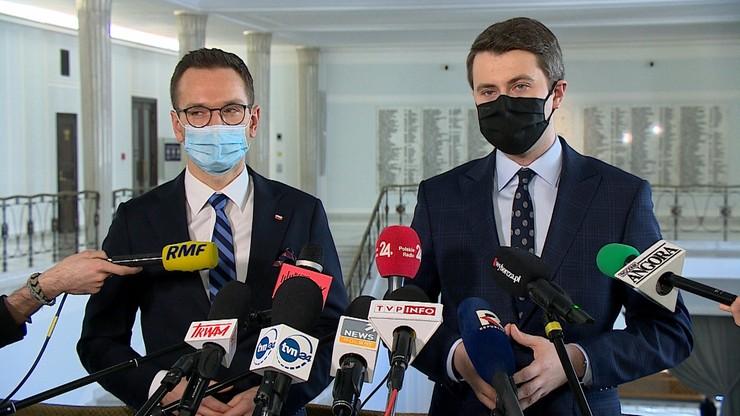 Rzecznik rządu: dziś polska opozycja proponuje Polexit