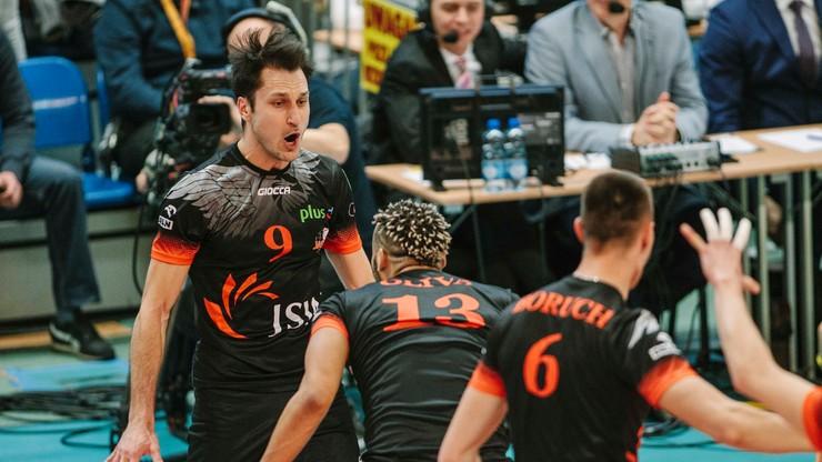 Liga Mistrzów: Berlin Recycling Volleys - Jastrzębski Węgiel. Transmisja w Polsacie Sport Extra