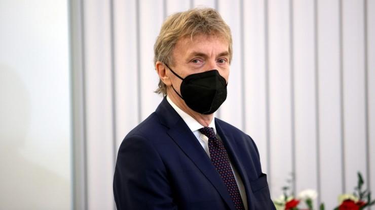 Zbigniew Boniek o szczepieniach olimpijczyków i piłkarskiej kadry: Bardzo dobry, fajny ruch